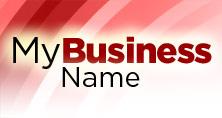Burgundy Swirl Logo
